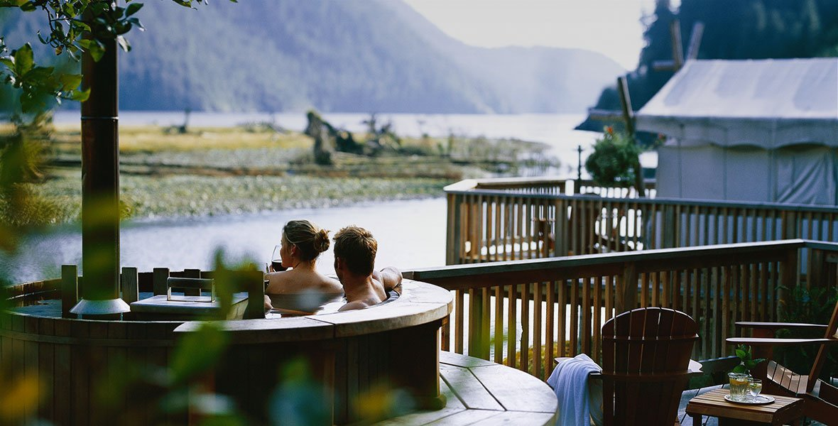 © Clayoquot Wilderness Resort