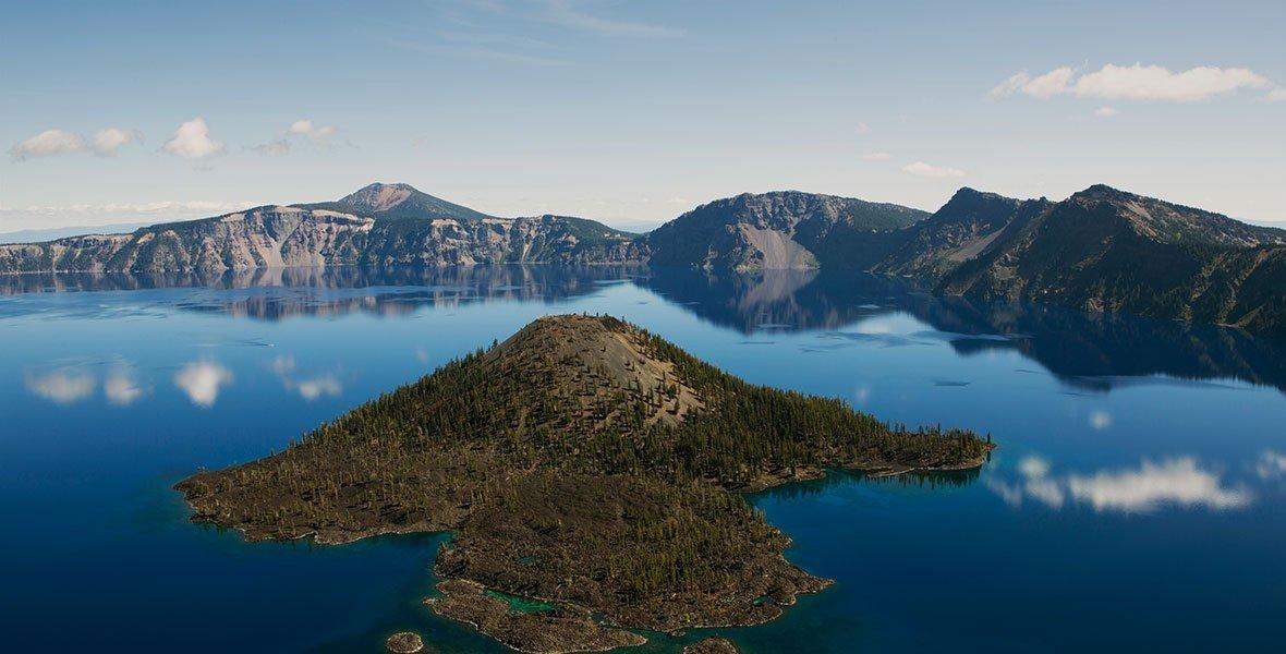 Crater Lake © Amon Focus