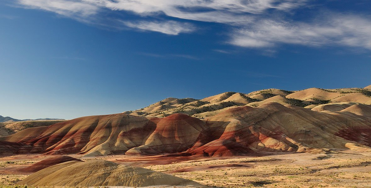Painted Hills © Chantal Andrea