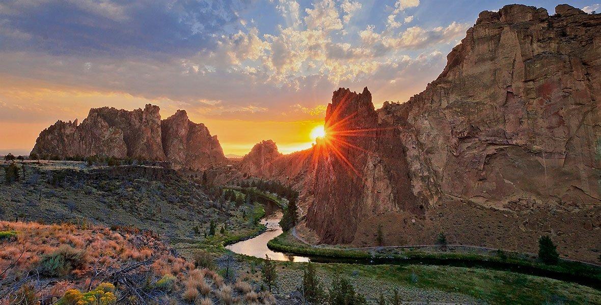 Smith Rock © Travel Oregon