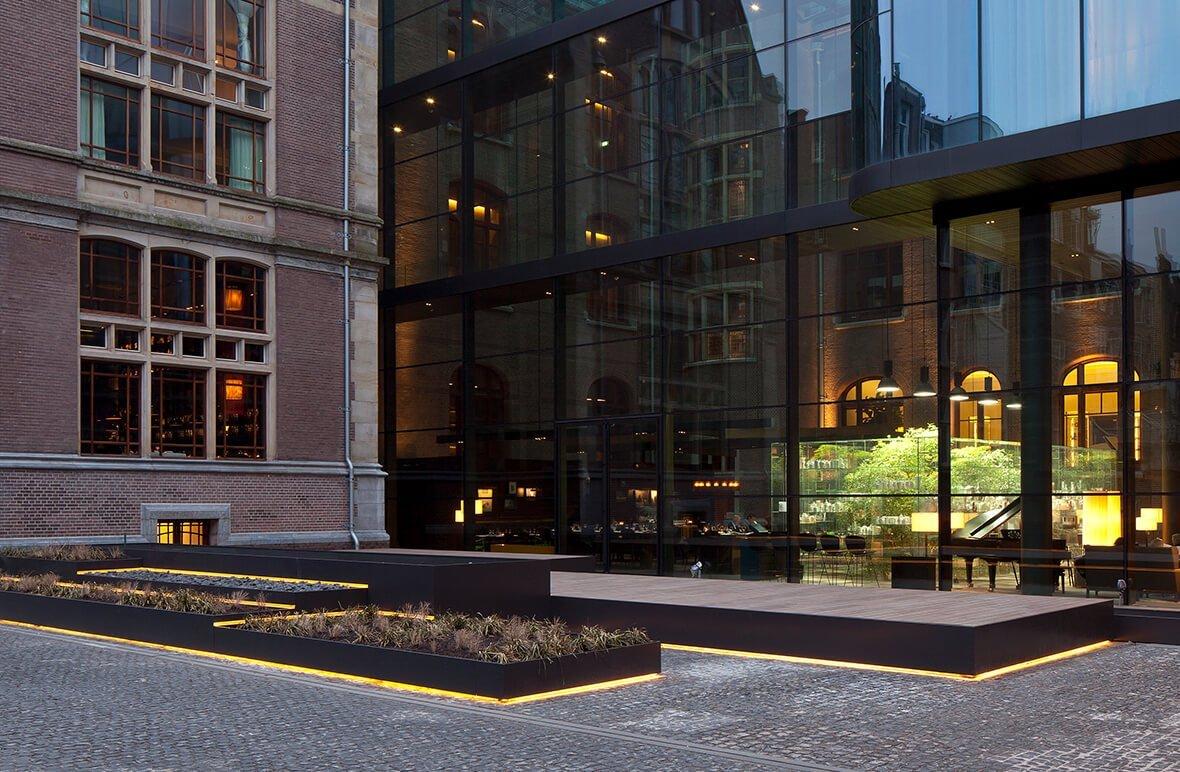 © Amit Geron / Conservatorium Hotel Amsterdam