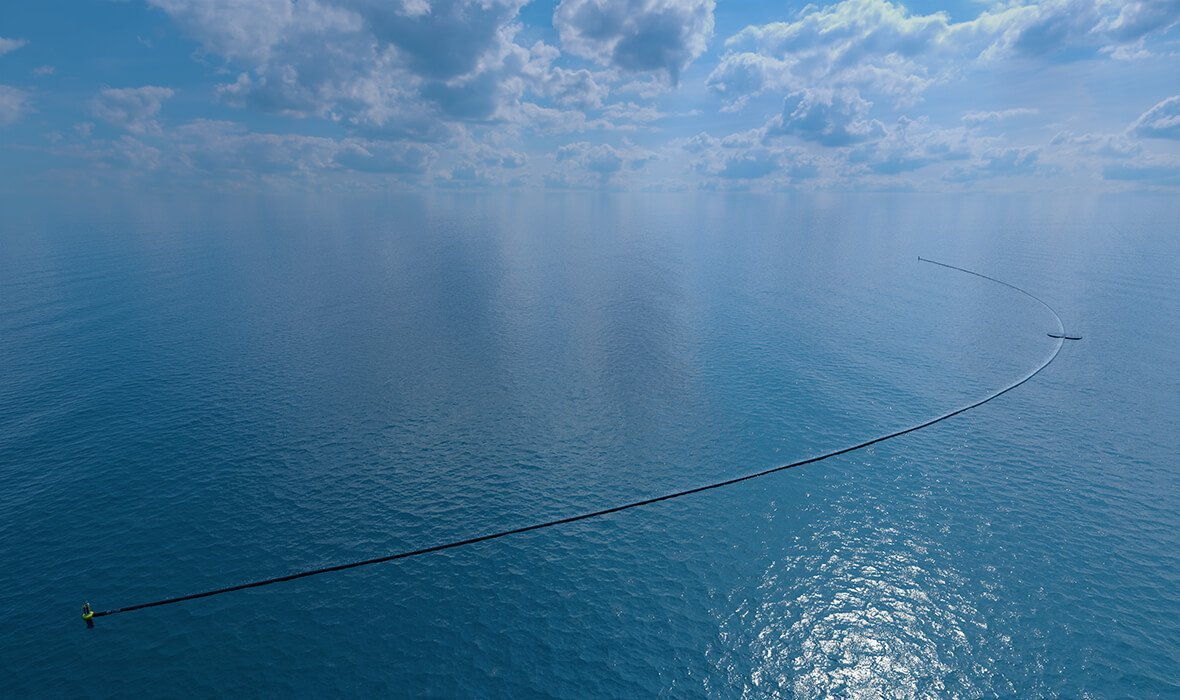 © Erwin Zwart / The Ocean Cleanup