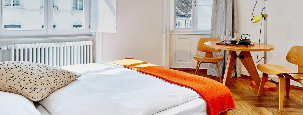 © Schweiz Tourismus / Krafft Hotel