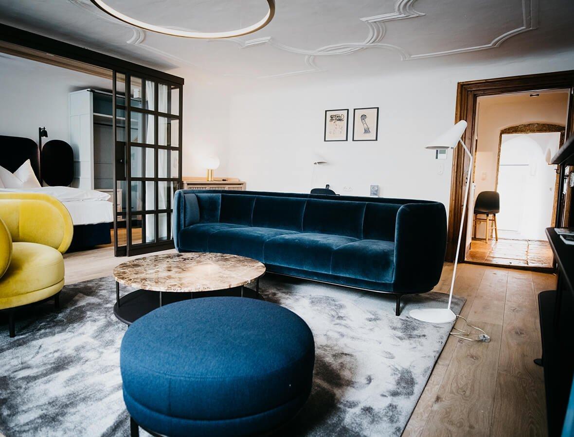 © Ingo Pertramer / Arthotel Blaue Gans Salzburg