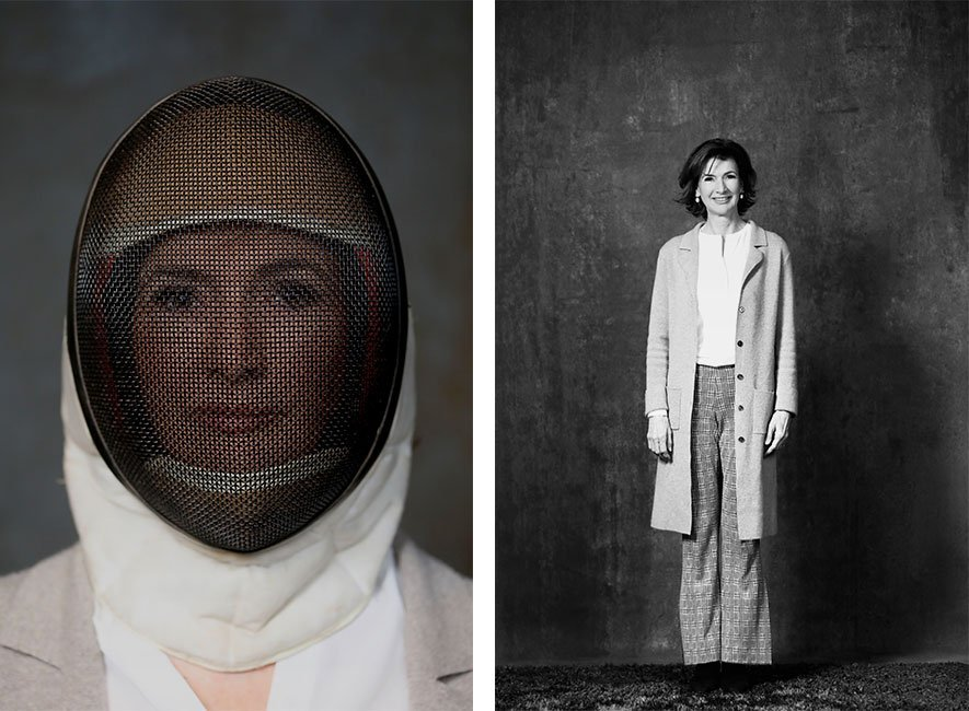 Dorothee Achenbach, Autorin © Wolfgang Sohn