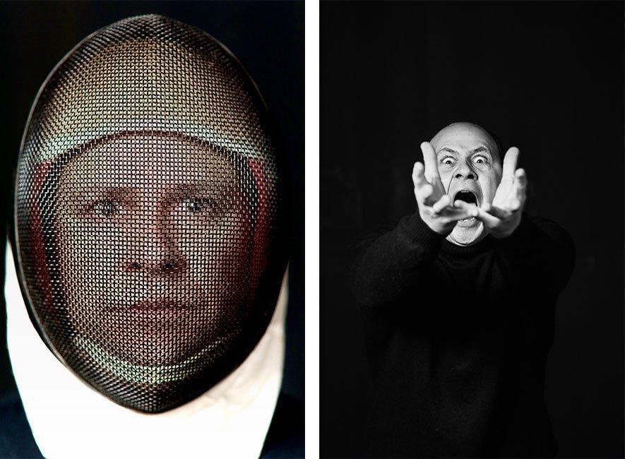Moritz Führmann, Schauspieler © Wolfgang Sohn