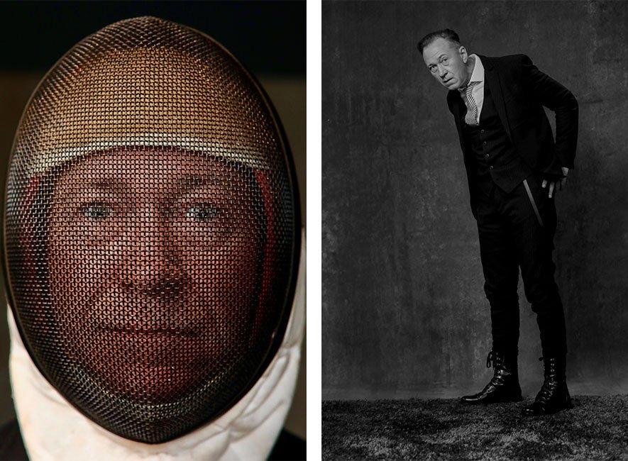 Stephan Böttcher, Schauspieler © Wolfgang Sohn