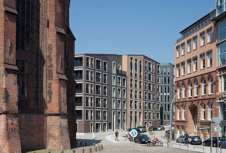 Katharinenquartier © Oliver Heissner