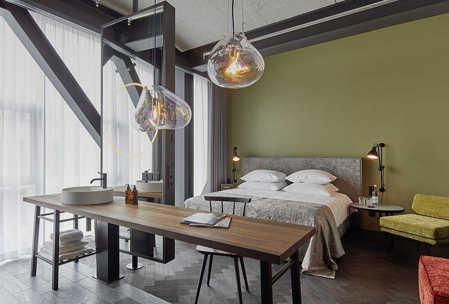 East Hotel © GIORGIO GULLOTTA ARCHITEKTEN