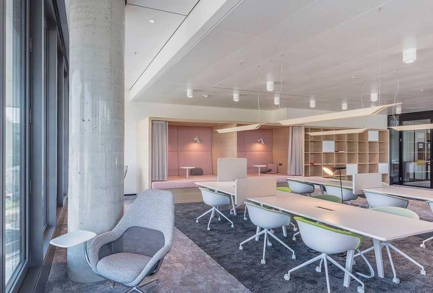 L'Oréal Deutschland Headquarter Düsseldorf, HPP Architekten © Ralph Richter