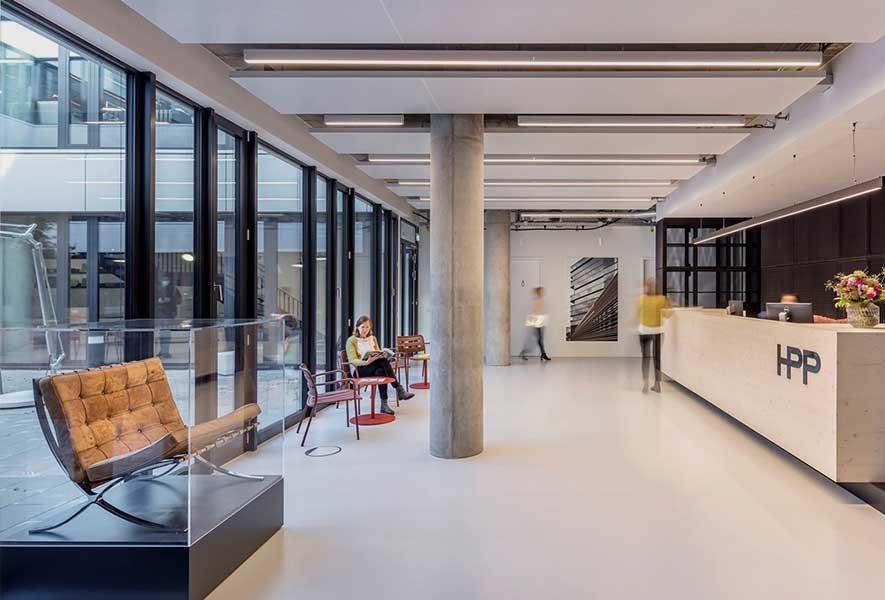 HPP Headquarter Düsseldorf © Ralph Richter