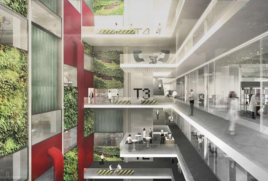 Innovation Centre © Arup