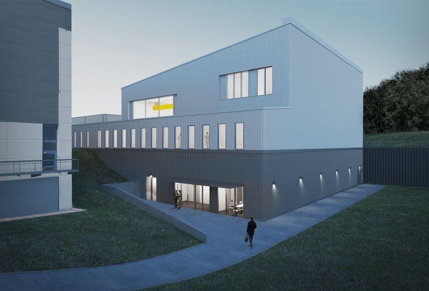 Pharma Production Facility © Arup
