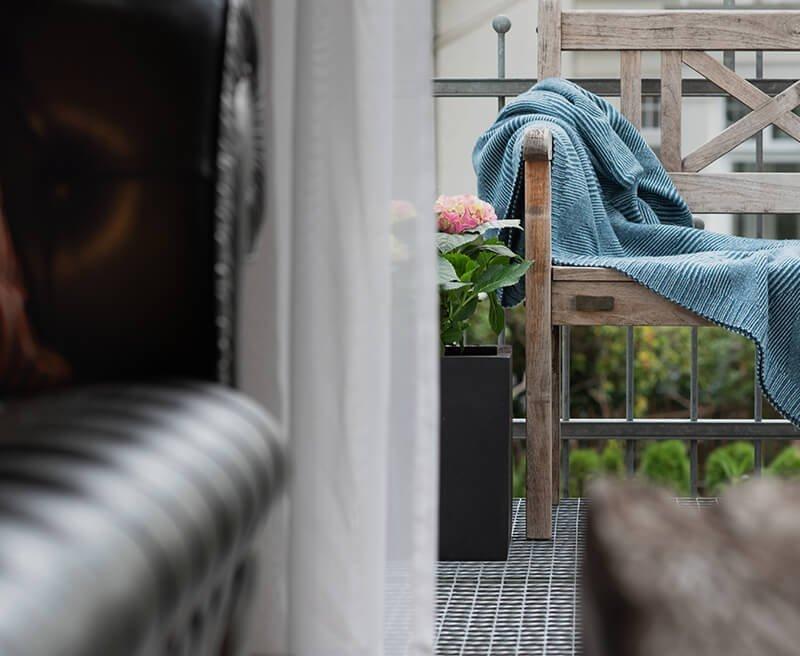 Terrasse © Marc Hohner