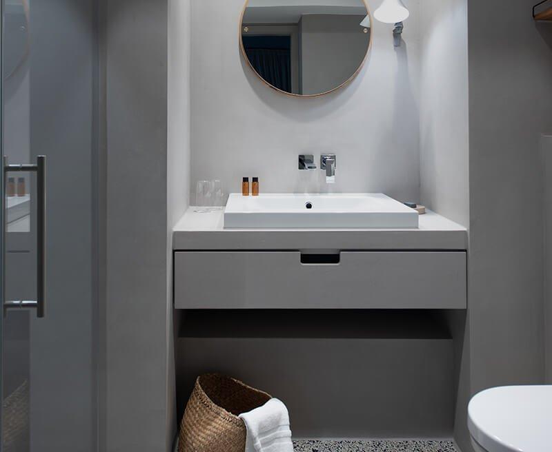 Badezimmer © Marc Hohner