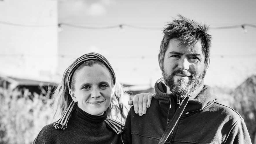 © Østergro / Die Gründer Kristian & Livia