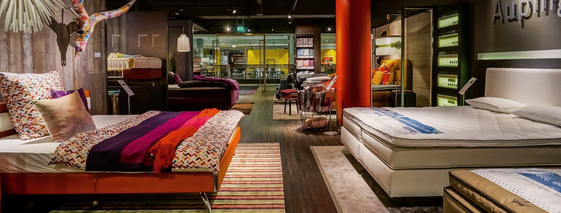 auping plaza berlin ihre stores im stilwerk berlin. Black Bedroom Furniture Sets. Home Design Ideas