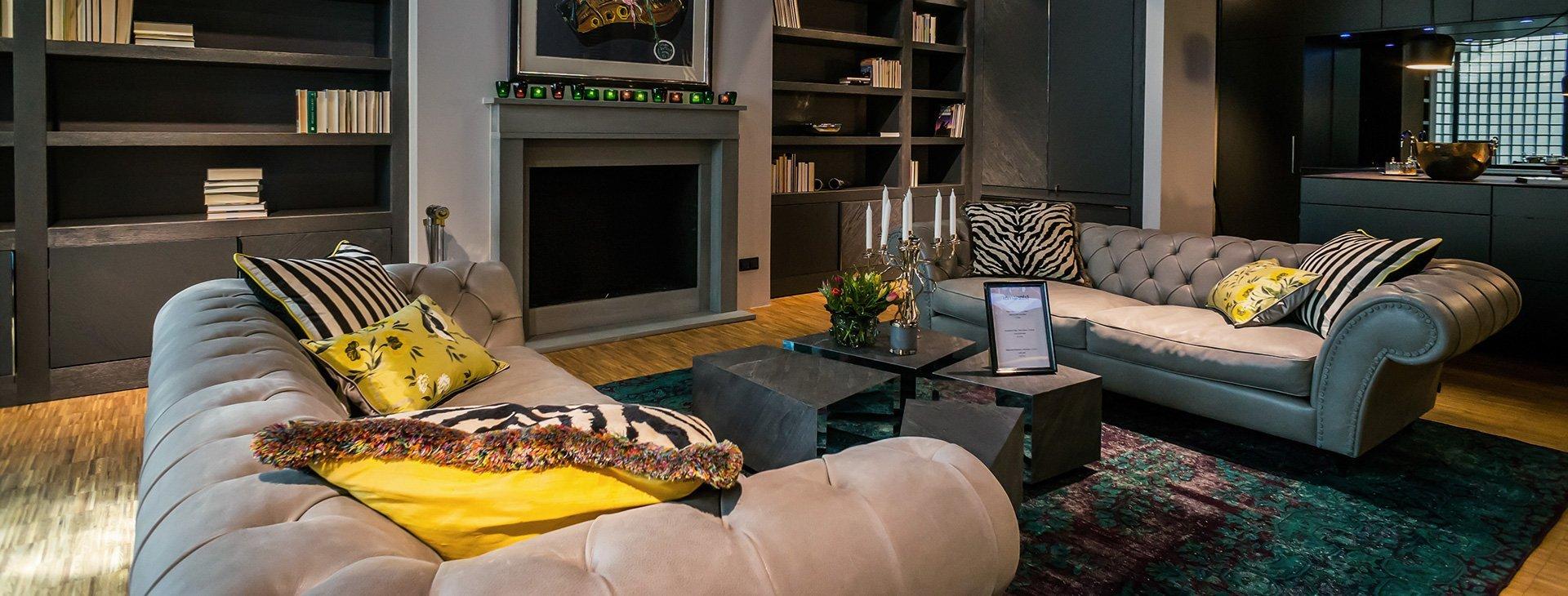 lomann s interior designs ihre stores im stilwerk. Black Bedroom Furniture Sets. Home Design Ideas