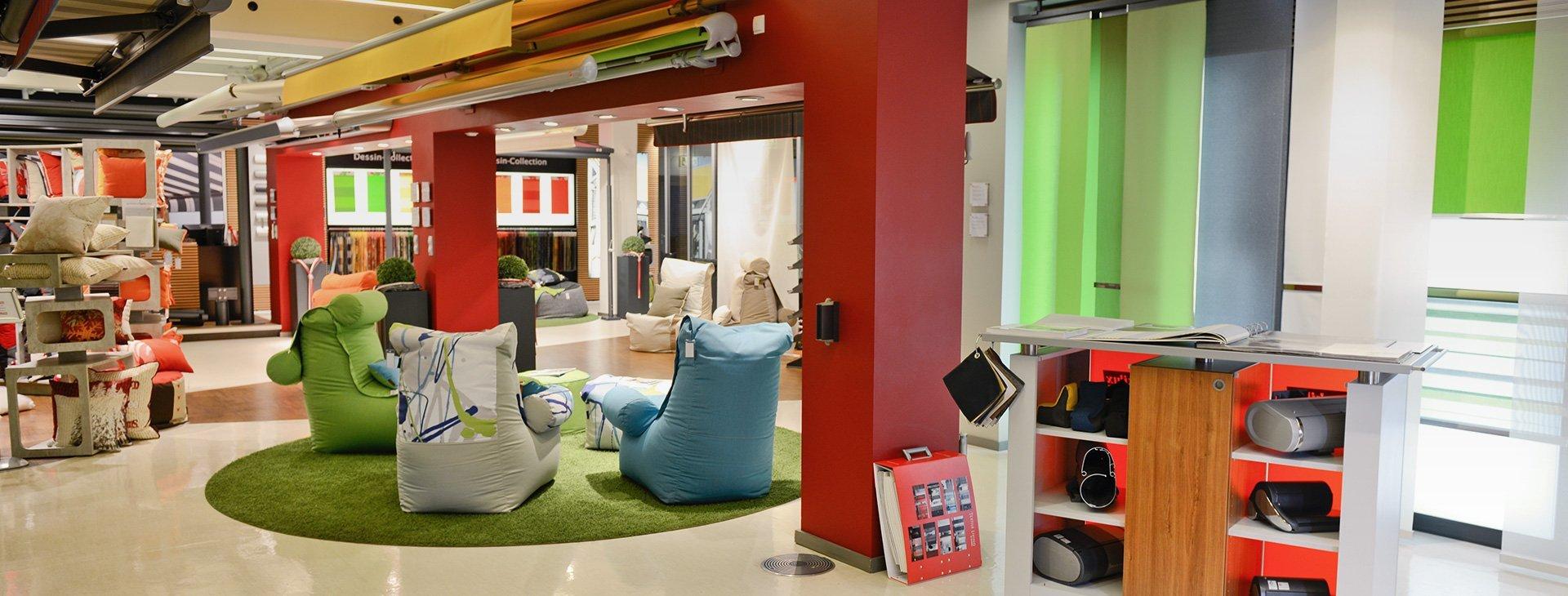 markilux ihre stores im stilwerk hamburg. Black Bedroom Furniture Sets. Home Design Ideas