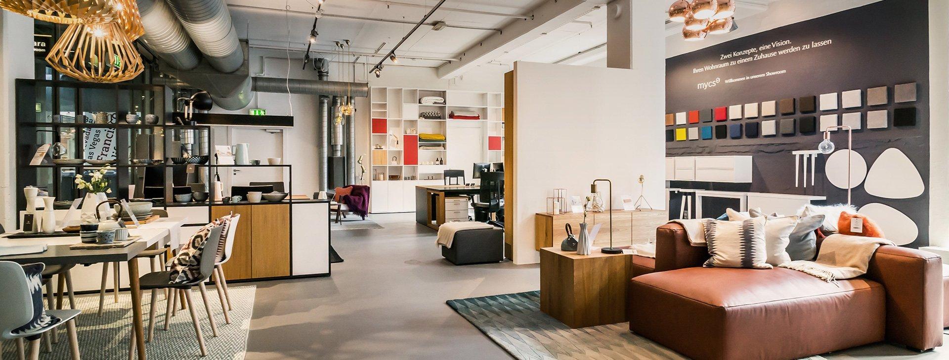 mycs ihre stores im stilwerk hamburg. Black Bedroom Furniture Sets. Home Design Ideas