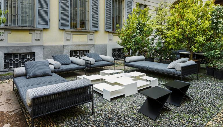 Living Divani - Ihre Brands im stilwerk Hamburg