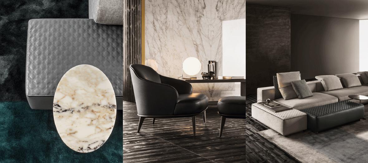 italienische raffinesse aus familienhand minotti stilwerk news. Black Bedroom Furniture Sets. Home Design Ideas