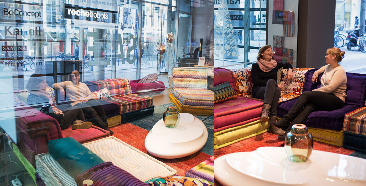 roche bobois kerstin wendland zink im gespr ch stilwerk news. Black Bedroom Furniture Sets. Home Design Ideas